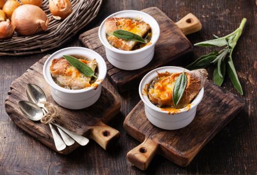 Ochutnávka z bohatství francouzské kulinární kultury