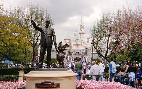 Disneyland v Paříži