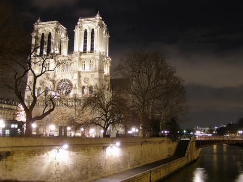 Katedrála Notre Dame