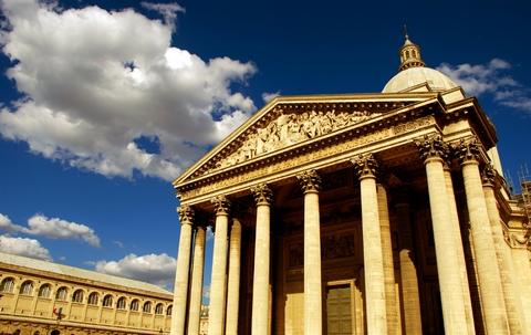 Pantheon v Paříži