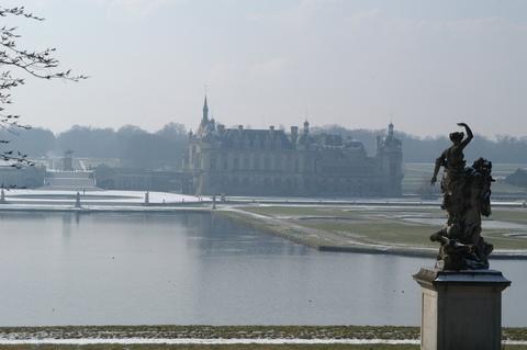 Zámek Chantilly